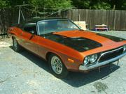 Dodge 1972 Dodge Challenger 2 door coupe